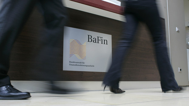 Über die BaFin (refer to: About BaFin)