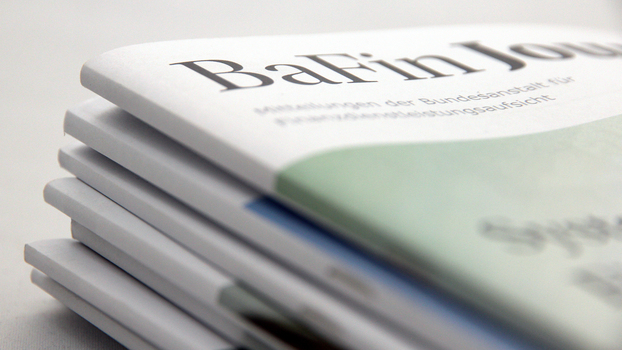 BaFinJournal - aktuelle Ausgabe (refer to: Publications)