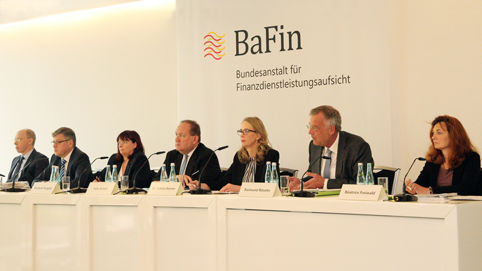 BaFin - Expert Articles - Financial supervisors without the sheriff's badge